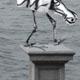Frank B Ehemann Skulptur ICKS (Silber925 poliert) ca 32-40-27cm